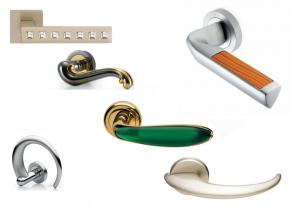 The World of Italian Door Hardware